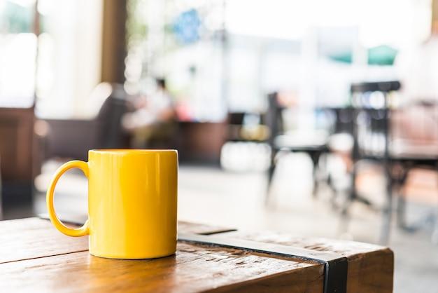 Taza de café Foto gratis