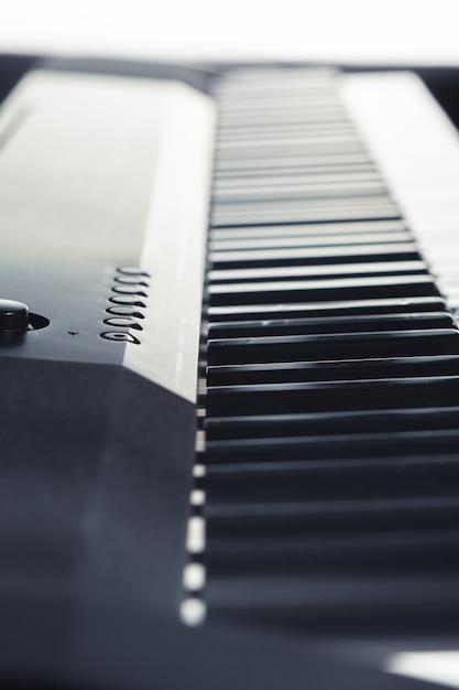 Teclado de piano Foto Premium