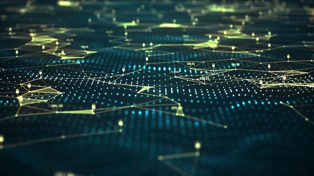 Tecnología de ciberseguridad. Foto Premium