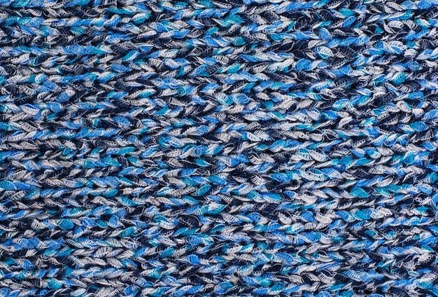 Tejido de punto de lana Foto Premium