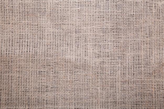 Tela de la lona de la textura como fondo. Foto Premium