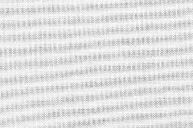 Tela tejida blanca Foto gratis