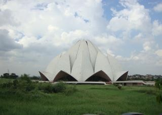 Templo del loto Foto gratis
