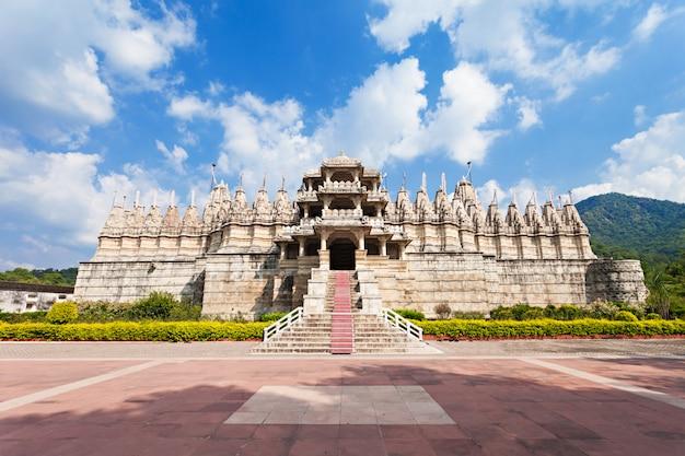 Templo de ranakpur, india Foto Premium