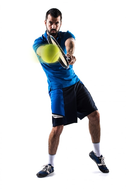 Tenista Foto gratis