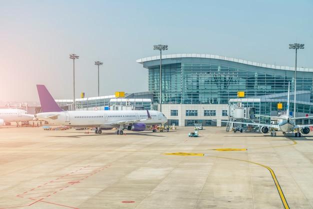 Terminal de aeropuerto Foto gratis