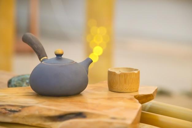 Tetera china y tazas de bamb estilo retro descargar for Tazas de te estilo vintage