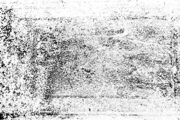 Textura abstracta grunge partícula de polvo y polvo de grano sobre fondo blanco. uso de superposición de suciedad o efecto scratch de pantalla para un estilo de imagen vintage Foto Premium