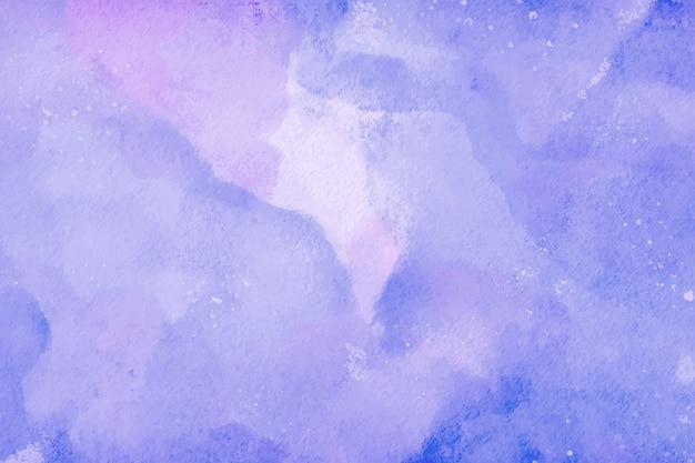 Textura de acuarela púrpura Foto gratis