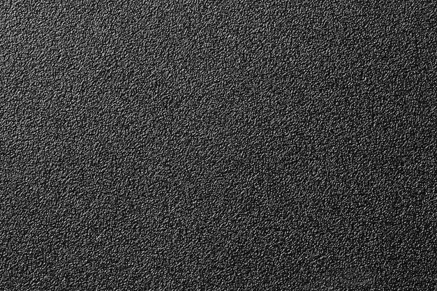 Textura de carretera negra Foto gratis
