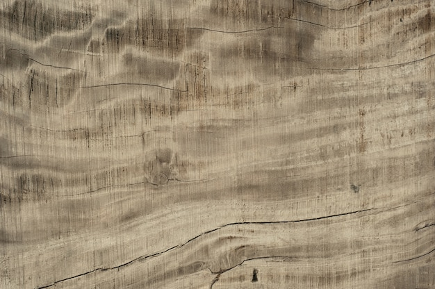 Textura De Madera Vieja Con Grietas