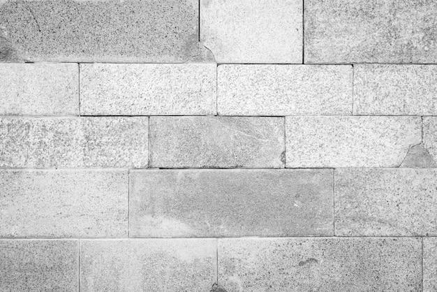 Textura De Pared De Ladrillos Grises
