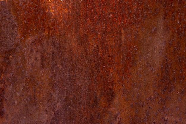 Textura de fondo de pared de hierro pintado vintage Foto Premium