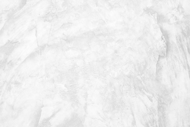 Textura de fondo de pared de hormigón blanco Foto Premium