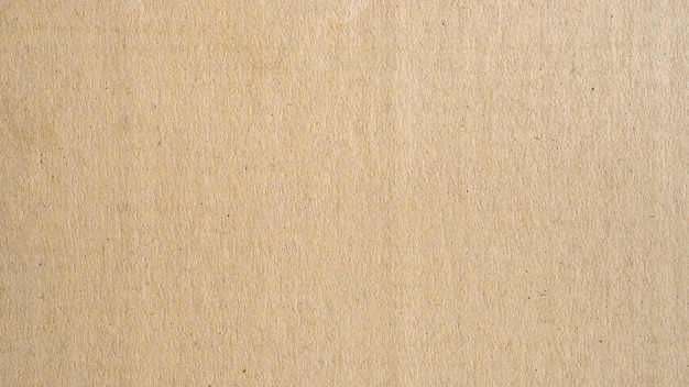 Textura y fondo de la superficie del papel marrón del panorama Foto Premium