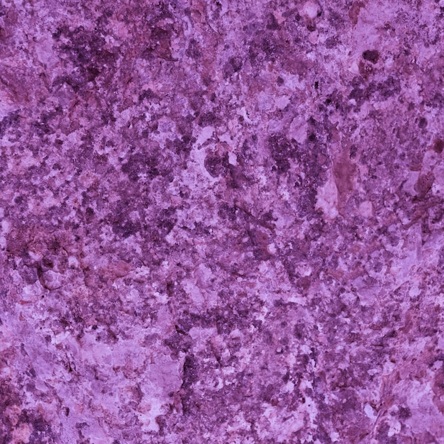 Textura de granito, fondo de granito púrpura, material para textura decorativa, diseño de interiores. Foto Premium