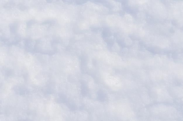 Textura de invierno nieve Foto Premium