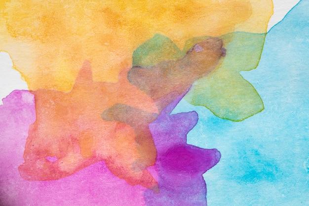 Textura macro multicolor abstracto con espacio de copia Foto gratis