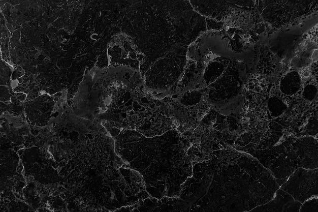 Textura de mármol negro para el fondo. Foto Premium