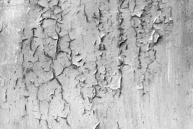 Textura, metal, pared de fondo. textura de metal con arañazos y grietas. Foto Premium