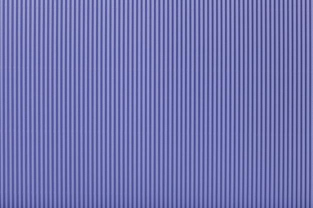 Textura de papel violeta claro corrugado, macro. Foto Premium