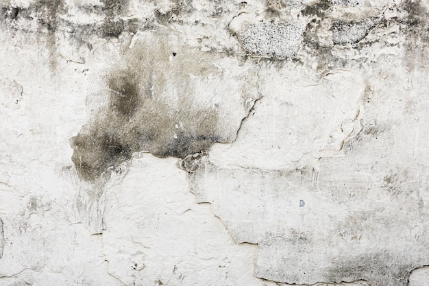Textura de pared de ladrillo pintado de gris Foto gratis