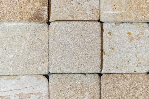 La textura de la piedra natural Foto Premium
