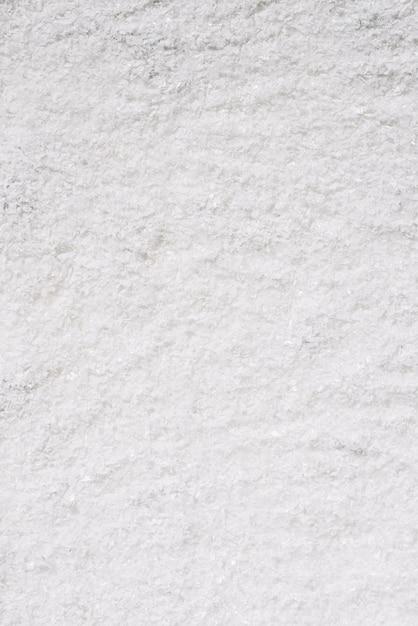 Textura de la superficie de la nieve Foto gratis