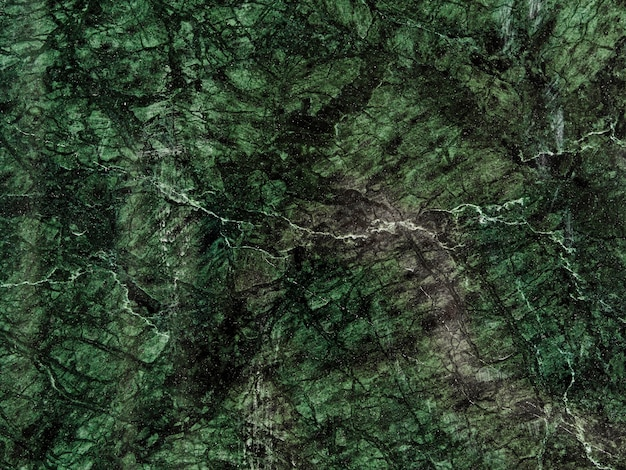 Textura del viejo papel pintado de mármol verde vintage Foto gratis