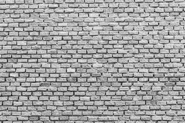 Texturas y fondo de ladrillo blanco y gris Foto gratis