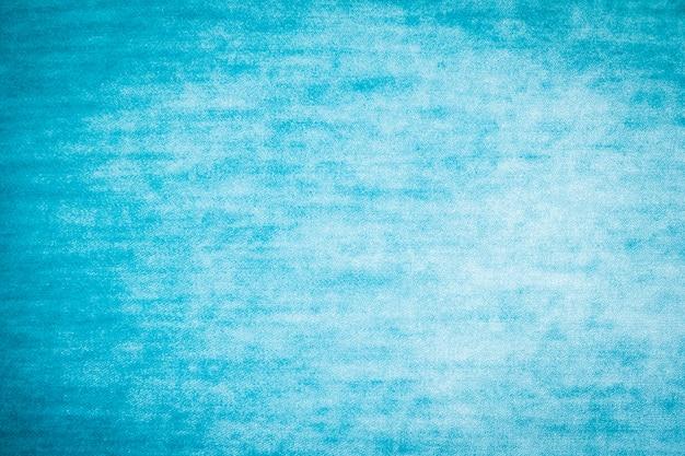 Texturas y superficie de algodón azul. Foto gratis