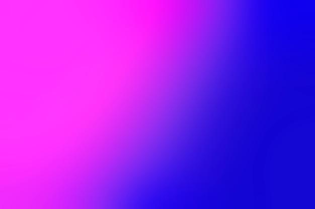 Tonos intensos de colores en desenfoque Foto gratis