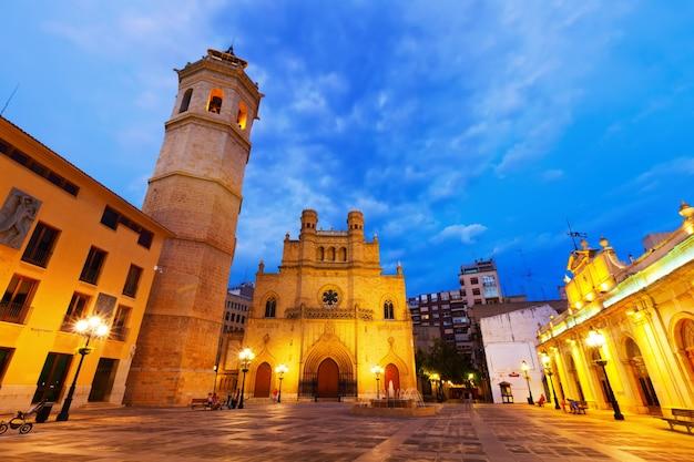 Torre fadri y catedral g tica de castell n de la plana - Muebles en castellon dela plana ...