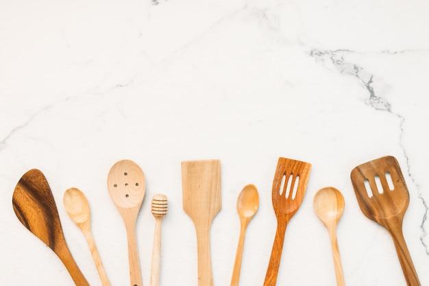Utensilios de cocina Foto gratis
