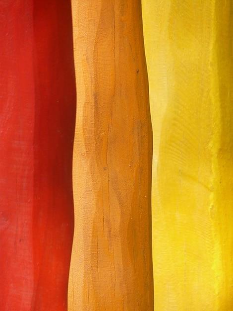 Varillas de madera pintadas de colores naranja descargar - Varillas de madera ...