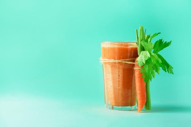 jugo zanahoria y apio