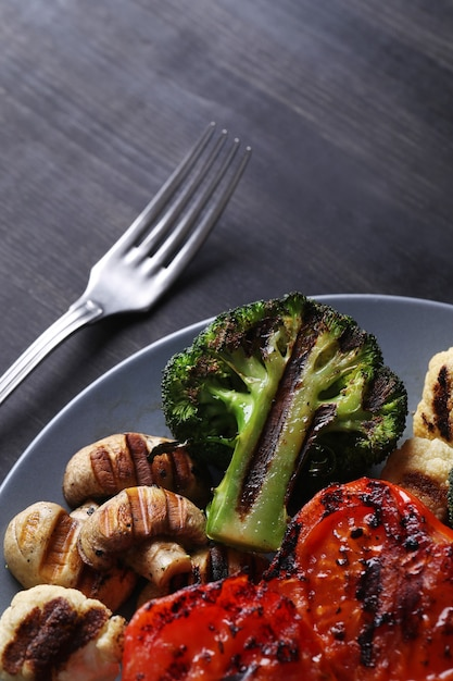 Vegetales asados Foto gratis