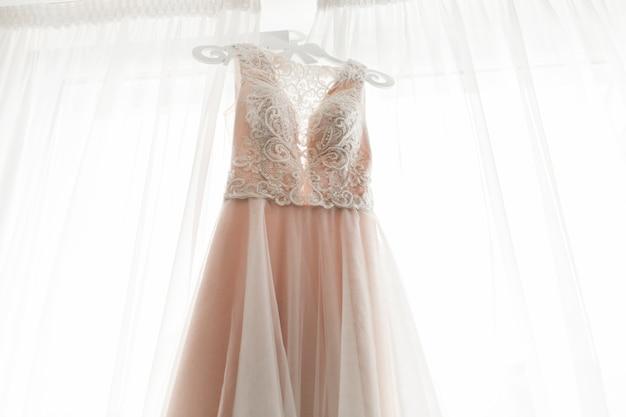 Vestido de novia Foto gratis