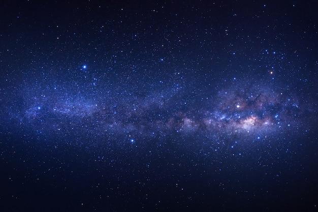 V a l ctea galaxia con estrellas y polvo espacial en el for Immagini universo gratis