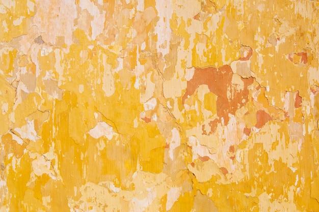 Vieja pared de yeso agrietado, textura Foto Premium