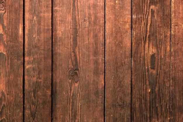 Viejo fondo dañado del panel de la madera dura del grunge Foto gratis