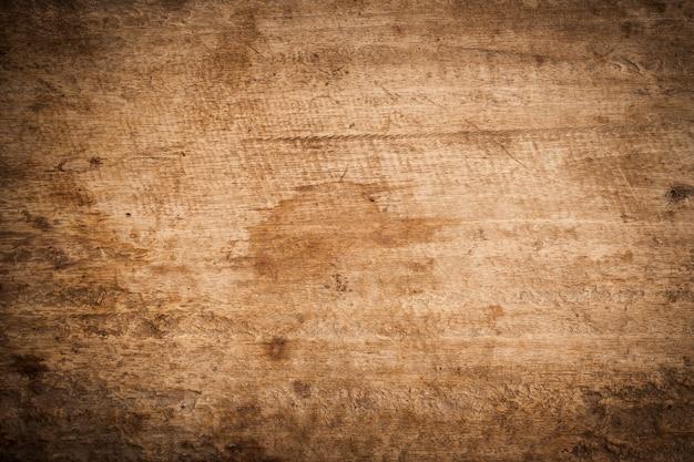 Viejo Fondo De Madera Texturizado Oscuro Del Grunge