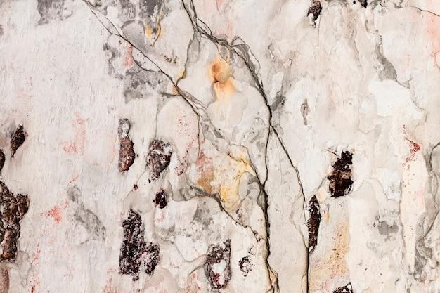 Viejo fondo de la textura de la roca y de las piedras Foto Premium