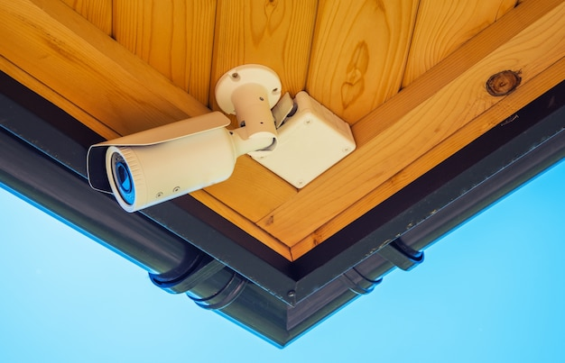 Vigilancia en el hogar Foto Gratis
