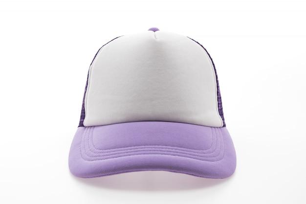 Visera del sombrero fondo de la muestra de textiles Foto gratis