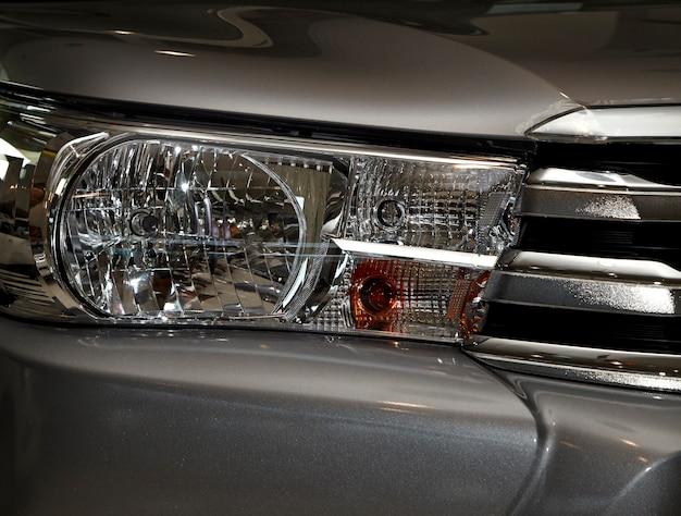 del del lámpara Vista azul de coche la xenón de macro faro nX8wkN0OP