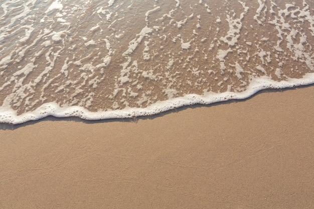 Te Quiero Arena De Playa A Orillas Del Mar Fotos De: Vista Superior De Orilla De Arena