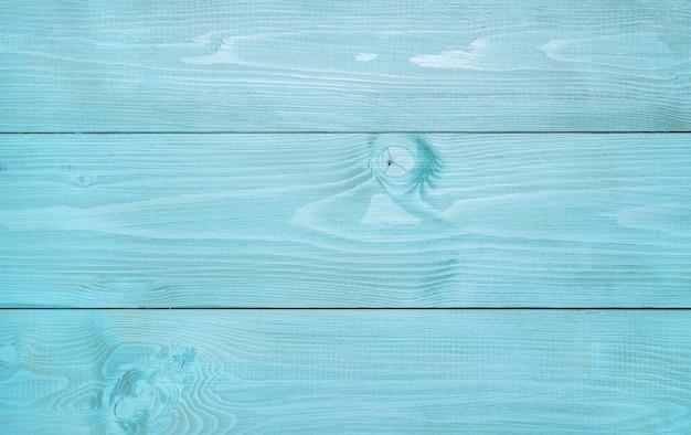 Vista superior de la superficie de madera azul Foto gratis