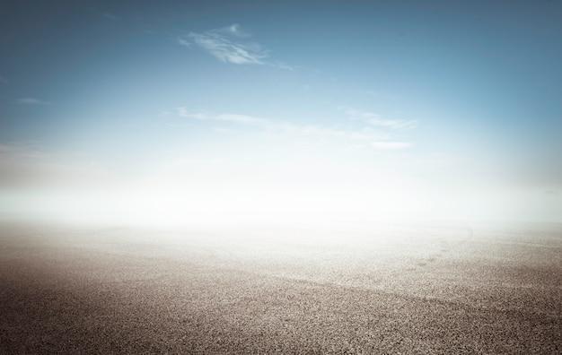 Vistas del cielo Foto gratis