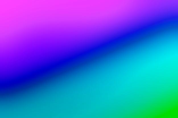 Vivos Colores Degradados De Fondo Abstracto